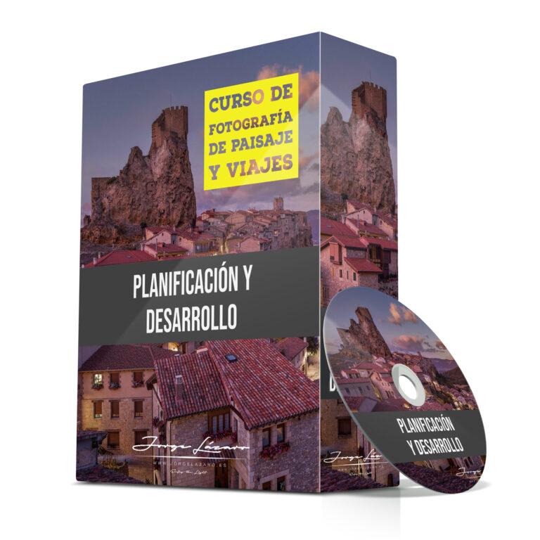 Curso de fotografía de paisaje – Planificación y desarrollo